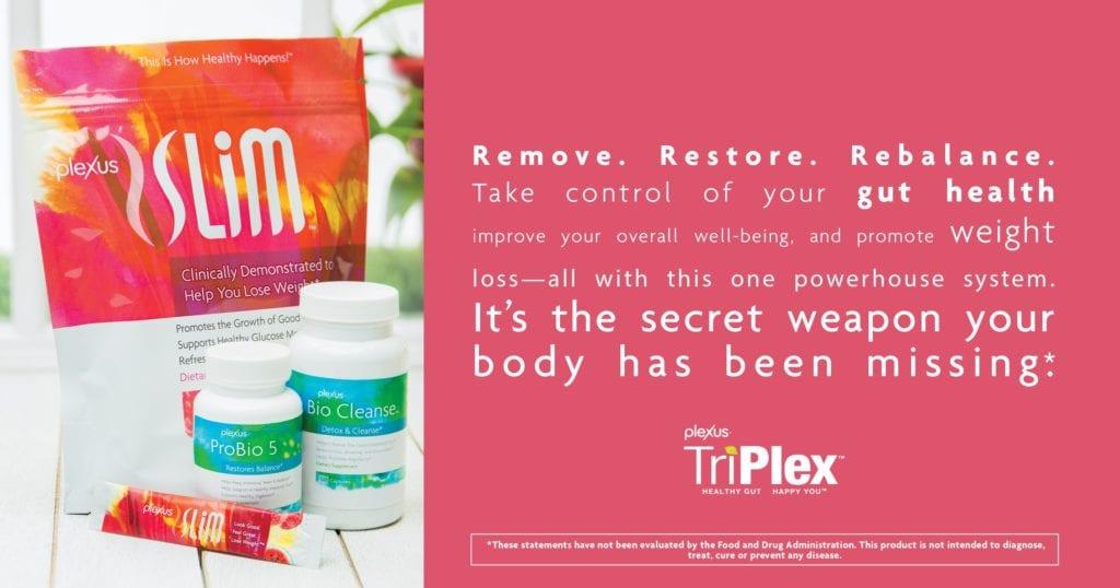 plexus triplex for gut health